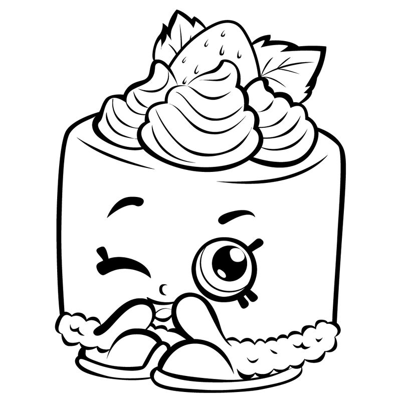 free coloring page shopkins pusat hobi