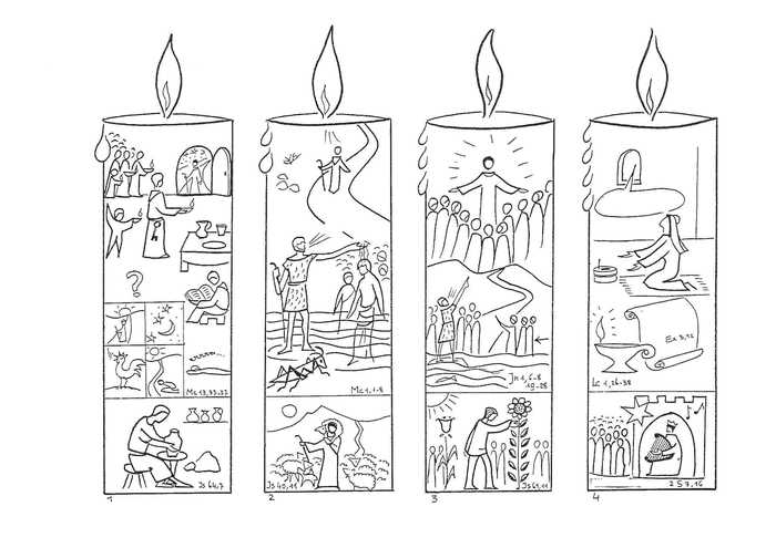 free coloring pages for advent pusat hobi