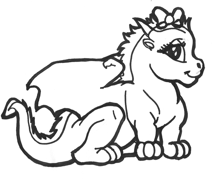 free cute ba dragon pictures download free clip art free