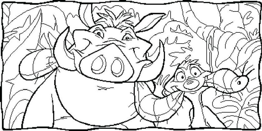 free lion king coloring pages nala gardina