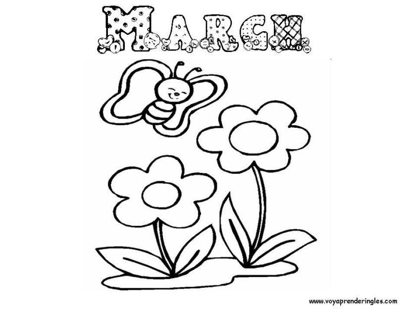 free march coloring pages printable download free clip art