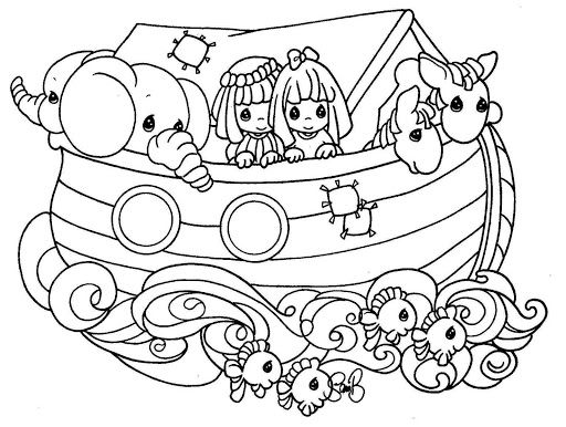 free noahs ark coloring pages noahs ark coloring pages