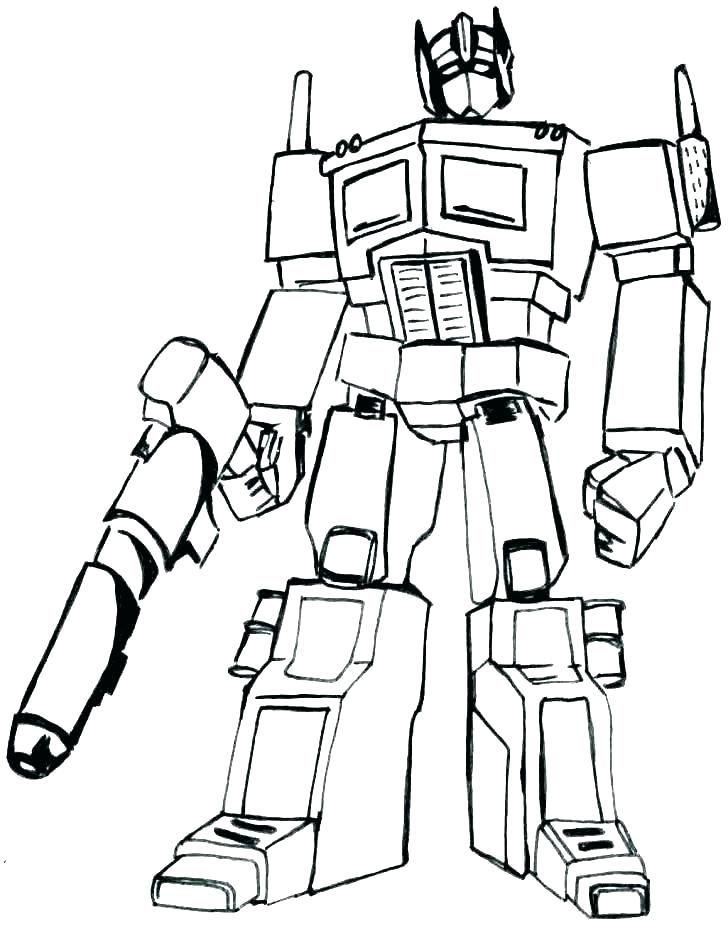 free optimus prime coloring pages to print pusat hobi