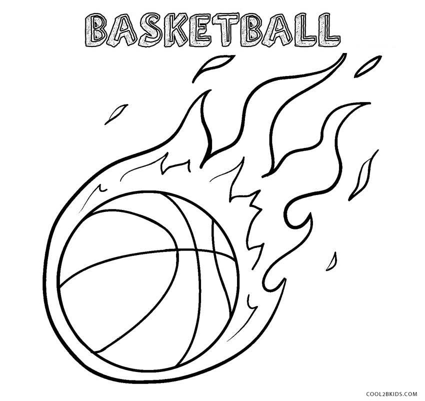 free printable basketball coloring pages for kids cool2bkids