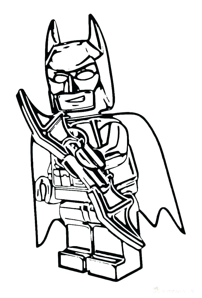 free printable batman coloring pages colouring to print