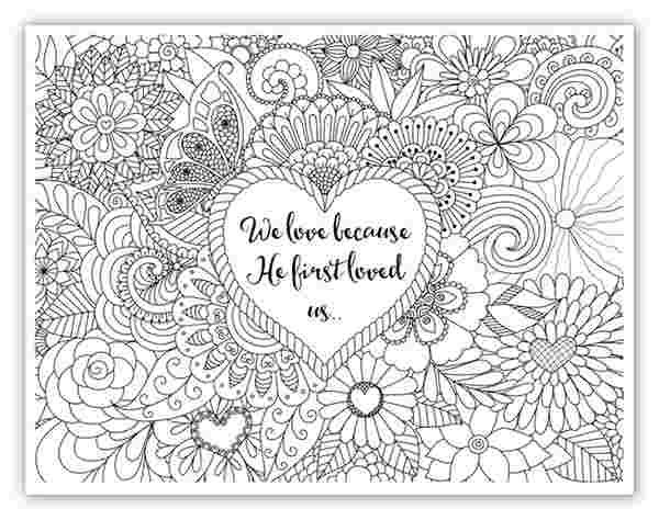 free printable christian coloring pages for adults religious