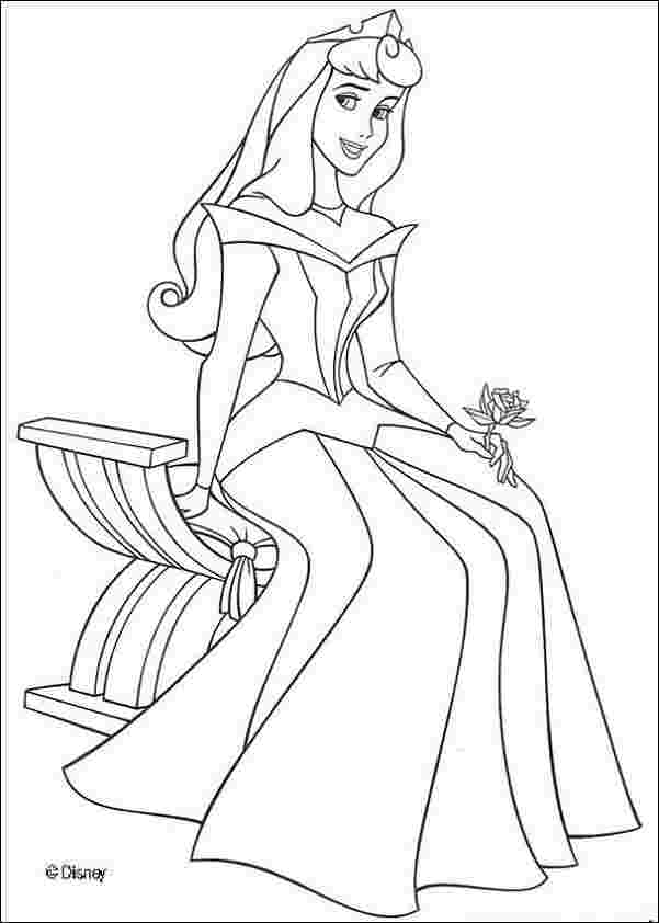 free printable colouring pages disney princess disney