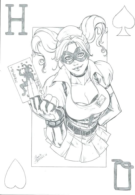 free printable fantasy pinup girl coloring pages