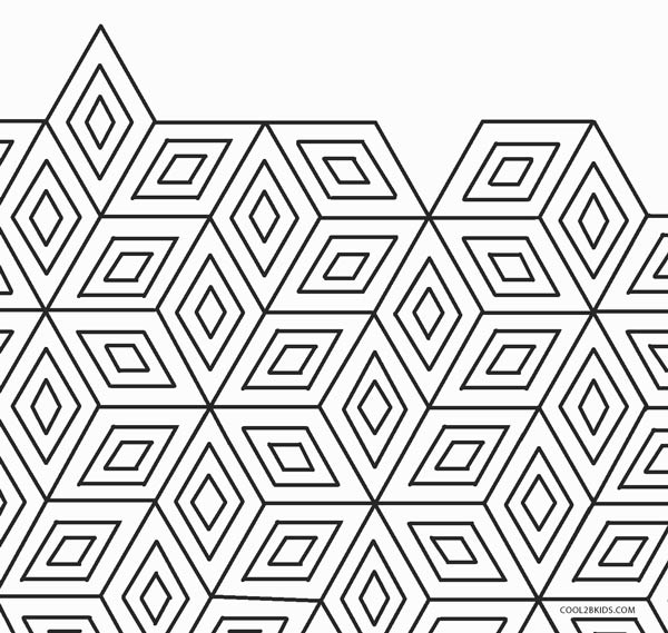free printable geometric coloring pages for kids cool2bkids