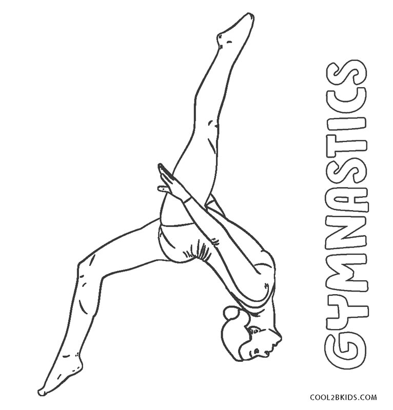 free printable gymnastics coloring pages for kids cool2bkids