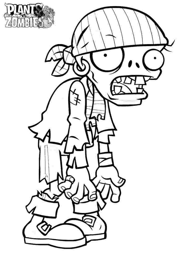 Zombie Coloring Pages Picture Whitesbelfast