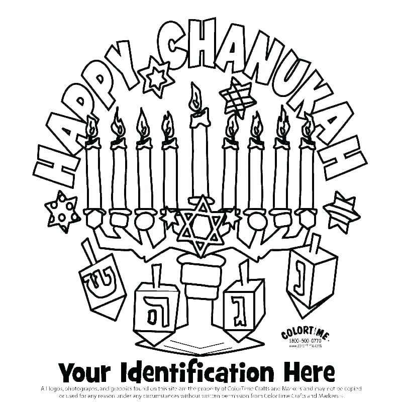 free printable hanukkah coloring pages online grantspower