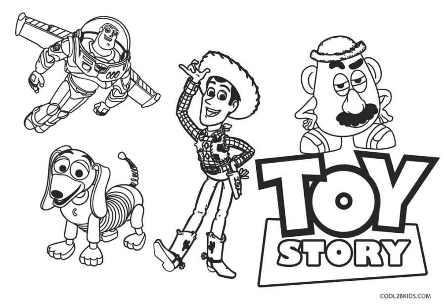 free printable toy story coloring pages for kids cool2bkids