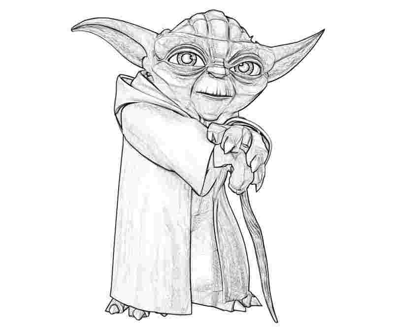 free printable yoda coloring pages star wars coloring pages