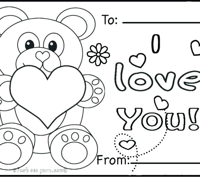 free valentines day coloring pages for adults pusat hobi