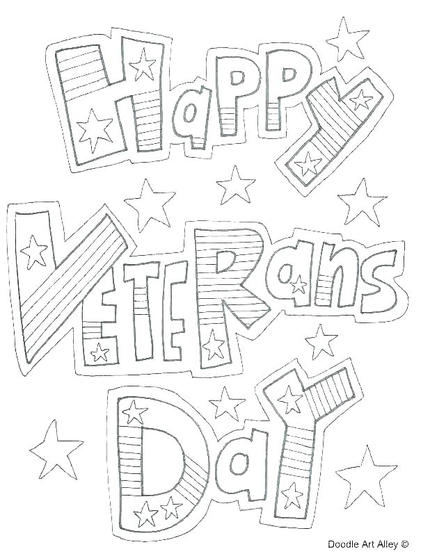 free veterans day coloring pages to print pusat hobi