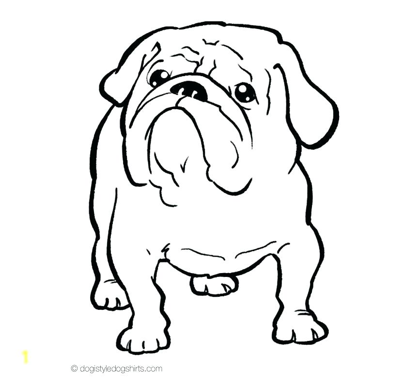 georgia bulldogs coloring pages football drawing sefoxclub