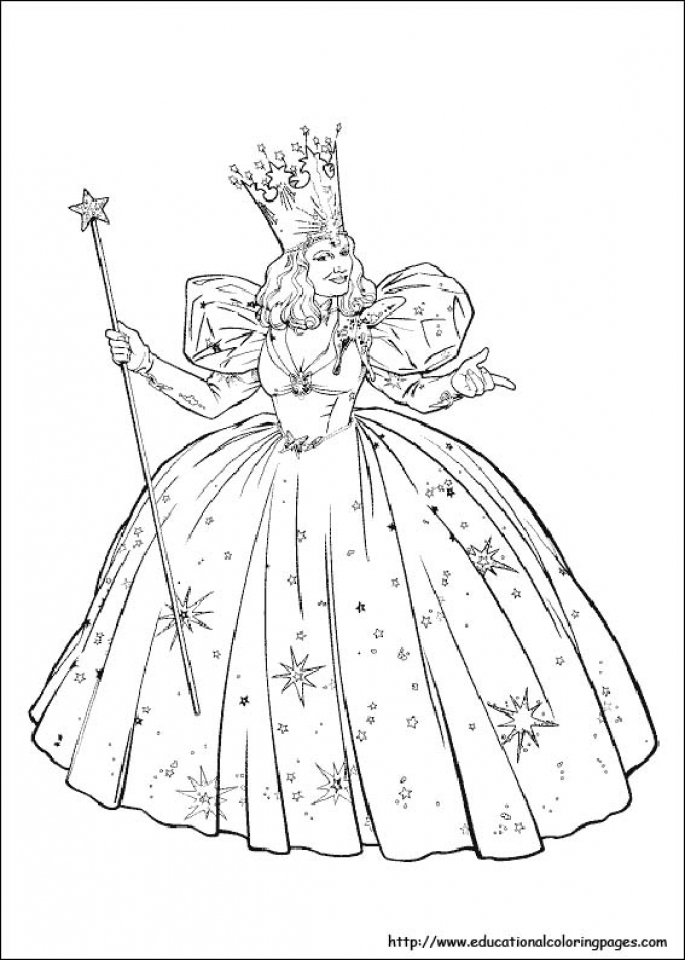 get this free wizard of oz coloring pages for kids ad58l