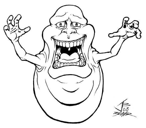 ghostbusters coloring pages selber malen ausmalbilder und