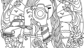 Printable Coloring Pages For Girls Ideas Whitesbelfast