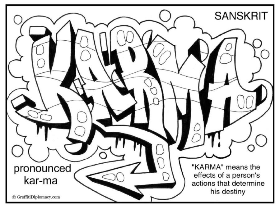 graffiti art coloring pages kaigobank