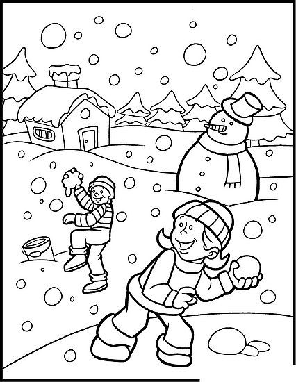 happy holidays coloring pages happy holiday winter