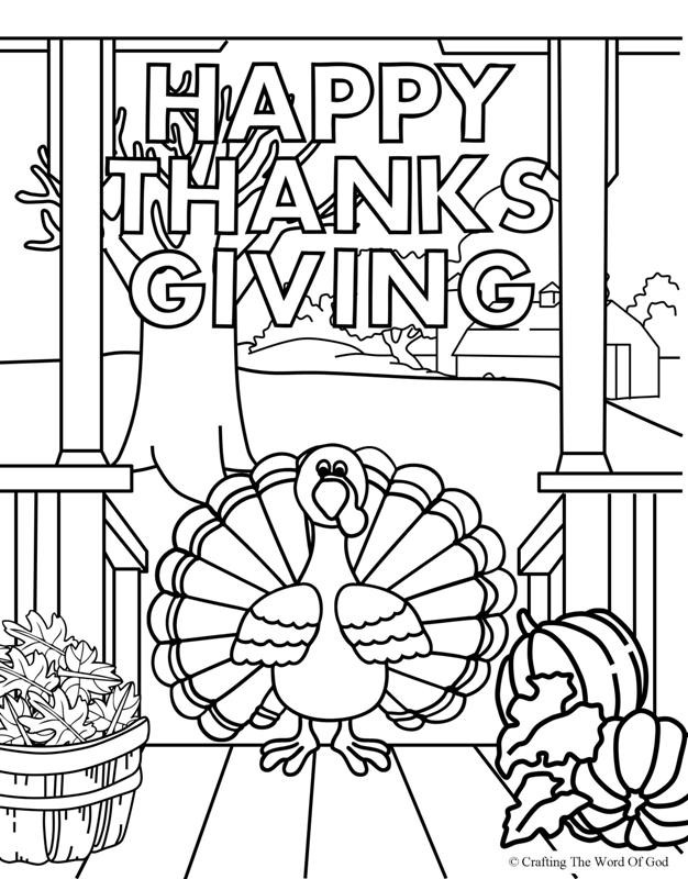 happy thanksgiving coloring pages uwcoalition