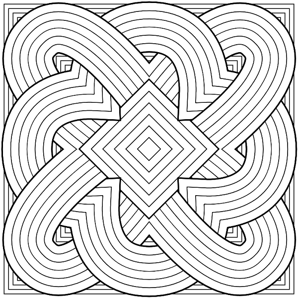 hard coloring pages for girls at getdrawings free for