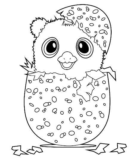hatchimals coloring page free malvorlagen ausmalbilder