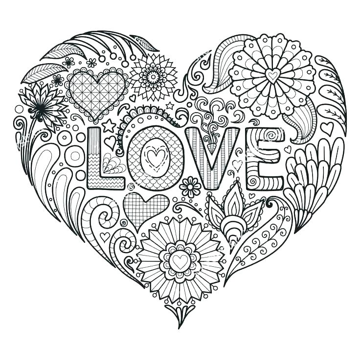 heart color pages on augmentationco