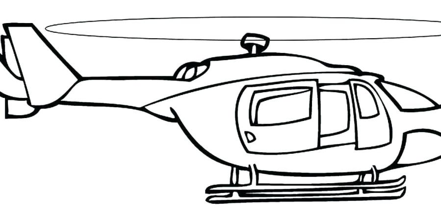 helicopter coloring pages free at getdrawings free for