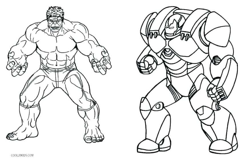 hulk coloring pages at getdrawings free for personal