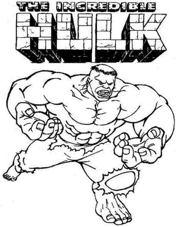 hulk coloring pages momjunction free printable hulk coloring