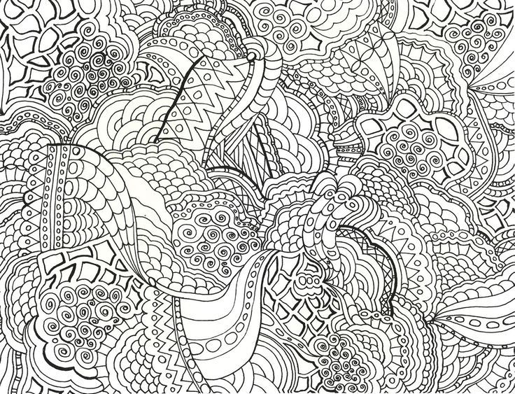 intricate coloring pages nature google search coloring