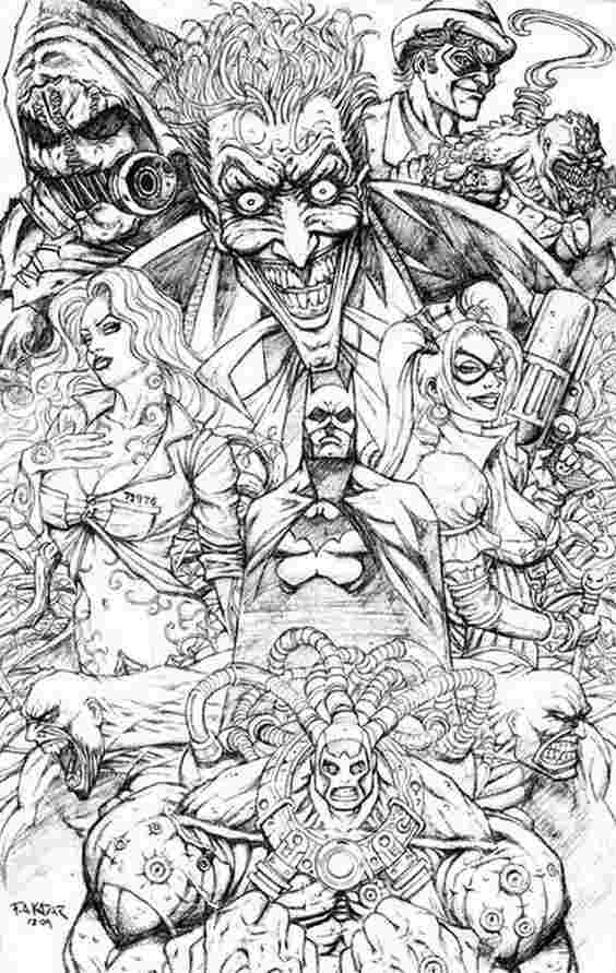 joker coloring pages suicide squad huangfei