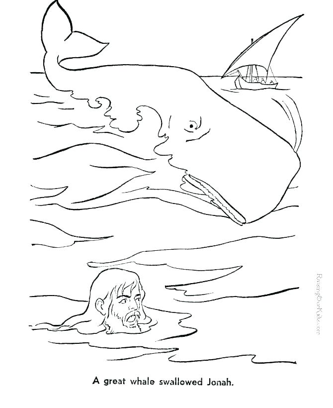 jonah goes to nineveh coloring pages studyresource