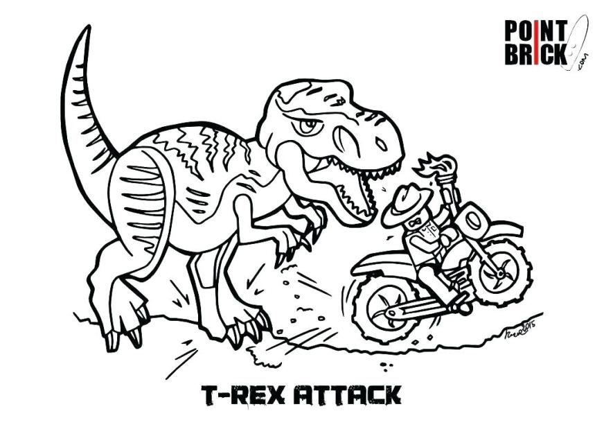 jurassic world coloring pages jeromepilette
