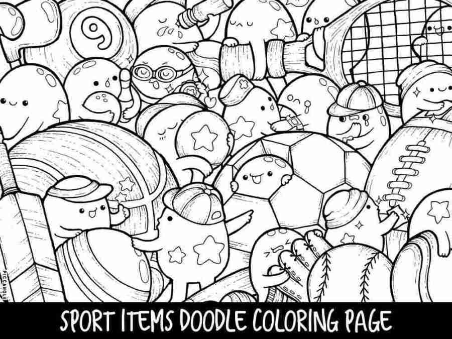 kawaii coloring pages printable kawaii coloring pages