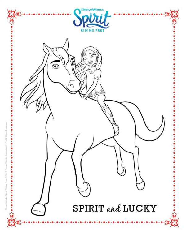 kids n fun create personal coloring page of spirit