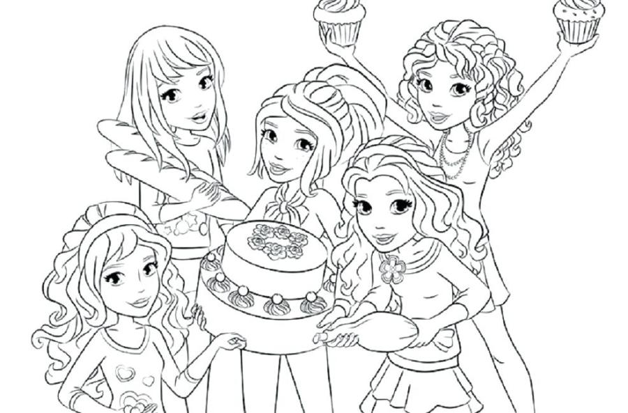 lego friends coloring pages to print free multinaareaclub