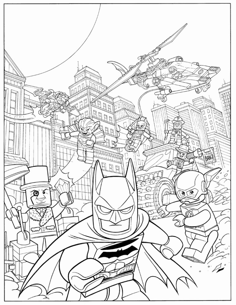 lego joker coloring page new lego batman coloring pages best