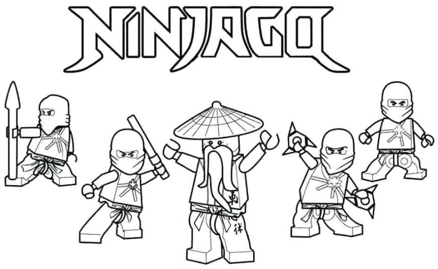 lego ninjago jay coloring pages at getdrawings free