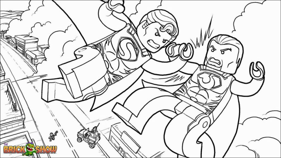 lego superman coloring pages coloring pages superman
