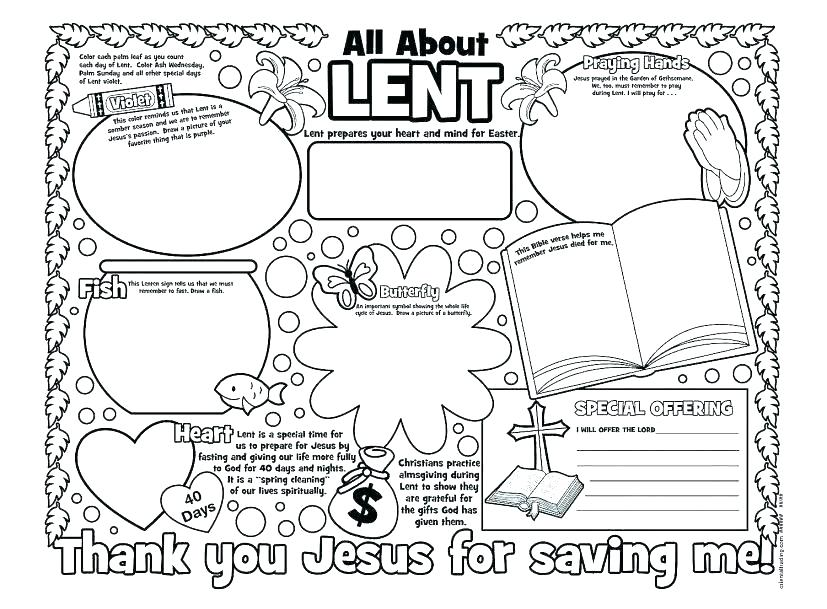 lenten coloring pages lent pdf page wigglepro