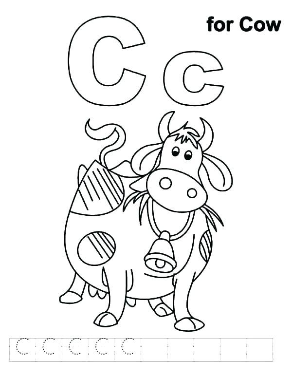 letter c coloring sheets for toddlers pusat hobi