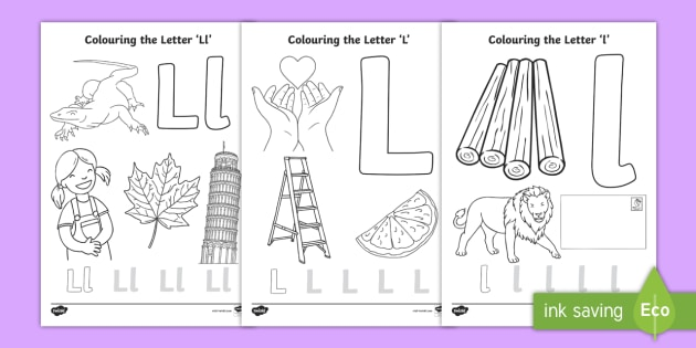 letter l coloring pages coloring coloring sheets