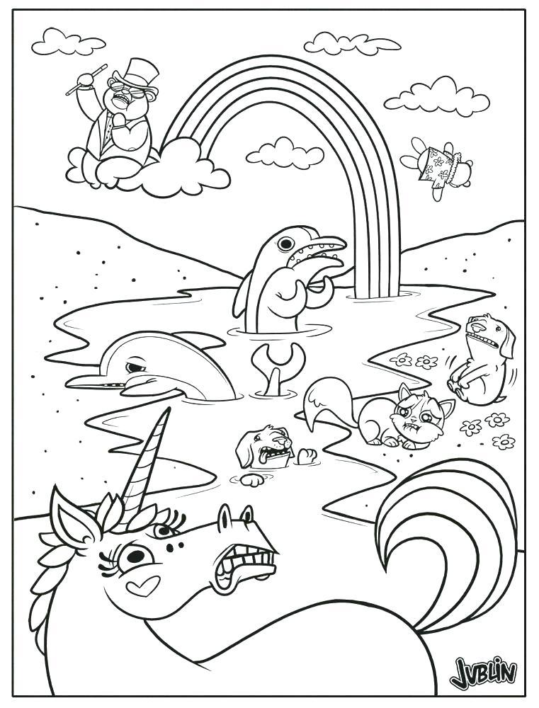lisa frank coloring page dancekicks