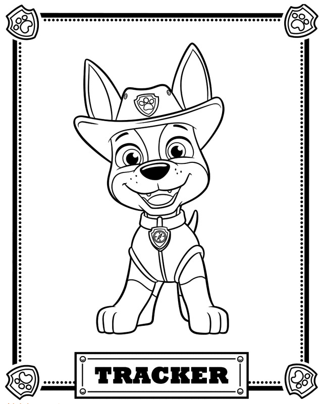 malvorlagen kinder paw patrol coloring pages coloring disney