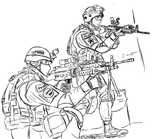 military coloring pages to print at getdrawings free