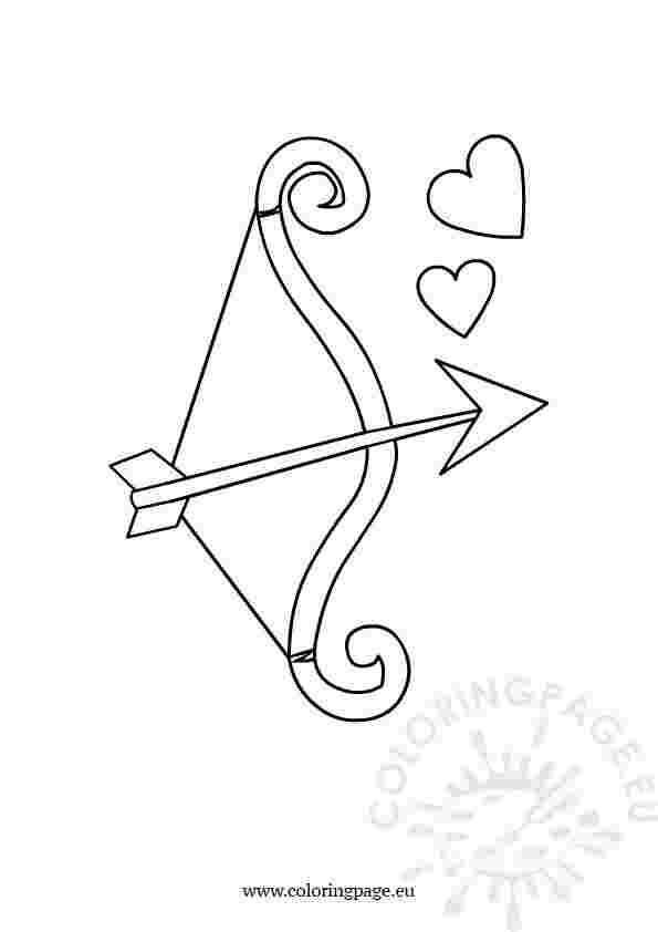 minecraft coloring pages bow and arrow bow and arrow